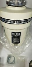 Anaheim Manufacturing Batch Feed food waster disposer BF 891