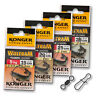 Wire Trace Leader 5kg Wolfram Tungsten Perch Pike Sea Soft Lure Fishing Tackle