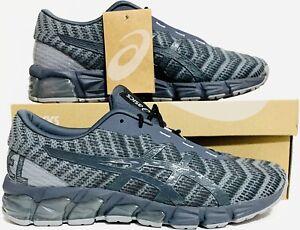 ASICS Mens GEL-Quantum 180 5 Shoes Sz(10) Sheet Rock/C.Grey 1021A185-020 NIB