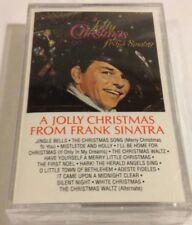 Frank Sinatra A Jolly Christmas from Frank Sinatra cassette Sealed 1988 reissue