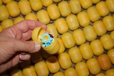 je 10 Ü-Eier Überraschungseier-Dosen mit Inhalt Ü-eierfiguren Kindergeb. Ostern