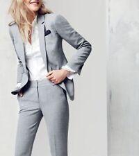 Notch Lapel Women Ladies Custom Made Jacket+Pants Tuxedos New Style Work Suits