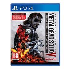 Metal Gear Solid V experiencia definitiva PS4 Juego