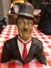 Charlie Chaplin Statue Bust. Very Rare! Excellent Condition! See Pics