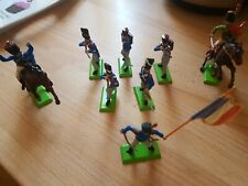 Vintage Britains Deetail Waterloo Napoleonic French 1971