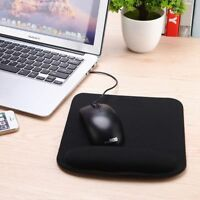 Professional Optical Trackball PC Thicken Mouse Pad Support Wrist Comfort Mouse
