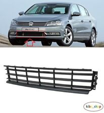 VOLKSWAGEN PASSAT B7 2010 - 2015 NEW FRONT BUMPER LOWER CENTER GRILLE GRILL
