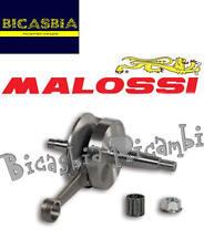 8443 - ALBERO MOTORE MALOSSI CONO 19 CORSA 51 VESPA 50 SPECIAL R L N PK S LUNGA
