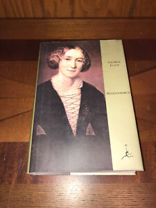 Middlemarch A Modern Library Giant By George Eliot 1992 First Edition Hardcover