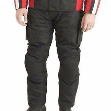 RST Men's Textile All Motorcycle Trousers