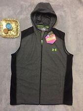 NWT Under Armour Cold Gear Infrared Fleece Vest - LOGO - Men's Size XXL