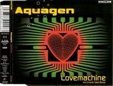 Aquagen Maxi CD Lovemachine - Germany (M/M)
