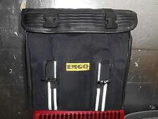 Emgo Sissybar Travel Lugage Bag Tour Pack Bag Saddlebag 72-32452