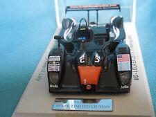 1/43 MG LOLA EX 257 #11 KNIGHTHAWK RACING 12H SEBRING 2002 SPARK