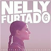Nelly Furtado - Spirit Indestructible: Deluxe Edition - UK CD album 2012