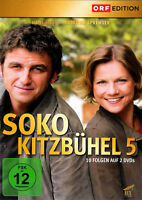SOKO Kitzbühel 5: Folge 41 - 50 (Kristina Sprenger - Hans Sigl)      | DVD | 441