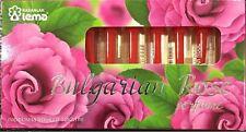 Bulgarian Rose Oil Perfume 10x2ml Womens Parfum Essential Rose RED Oil 0.3%