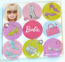 BARBIE~ ALL DOLL'D UP  16-PAPER DESSERT NAPKINS  AMSCAN  PARTY SUPPLIES