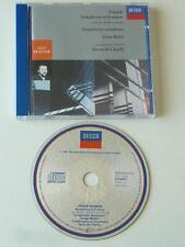 Franck Symphony in D Minor & Symphonic Variations Jorge Bolet Chailly Decca CD