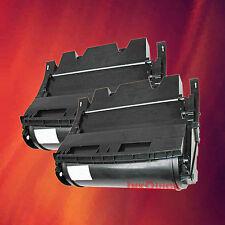 2 Toner T630 X630 for Lexmark T632 T632DTN T632DTNF T632N