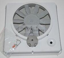 RV VORTEX 1 Single Speed  universal roof vent fan kit upgrade 12 Volt