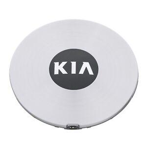 OEM NEW Wheel Hub Center Cap Silver w/ Kia Logo 2011-2015 Optima 52960-2T300