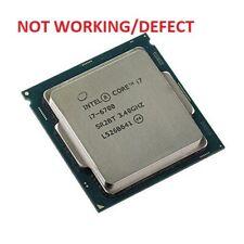 INTEL Core i7-6700 3.40Ghz SR2L2 Socket 1151 - NOT WORKING/DEFECT