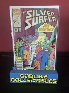 SILVER  SURFER (Marvel - Sept 1990)   #41 READ DESCRIPTION