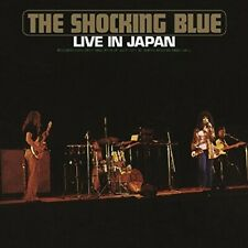 Shocking Blue Live in Japan CD NEW