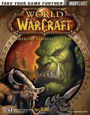 World of Warcraft Official Strategy Guide, , 0744004055, Book, Acceptable