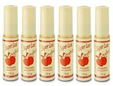 6x Super Lash Mascara Eyelashes Para Pestanas By Apple CACAHUATE Peanut