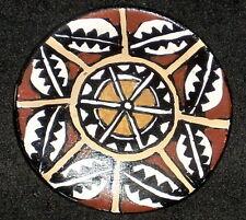 Miniature Southwest Native American Indian Gloria Bogulas #GB004 Plate Platter
