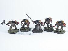 5 x Terminator - Terminatoren der Grey Knights - teilweise gut bemalt - 1