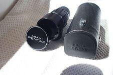 SMC Takumar 300 f/4 Super-Multi-Coated M42 Excellent with original caps and case