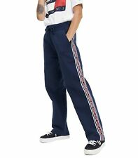 Pantaloni joggers Tommy Hilfiger Jeans misto cotone biologico donna DW0DW07361