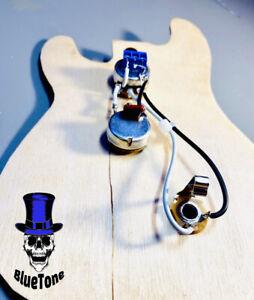 Pbass Precission Bass Guitar Solderless Wiring Harness Loom