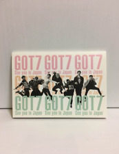GOT7 see you in japan DVD Fan club limited from Japan F/S
