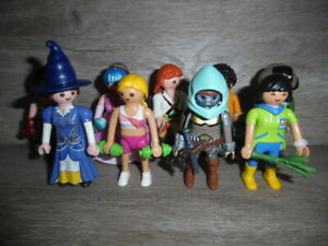 Playmobil Figures Serie 19 Girls | Set 70566 | verschiedene Figuren zur Auswahl