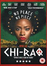 CHI RAQ di Spike Lee con Nick Cannon Wesley Snipes DVD in Inglese NEW .cp