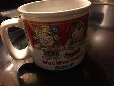 1993 Vintage Cambell's Soup Kids M'm! M'm! Good! 14 oz. Excellent Cond. Lot#0051