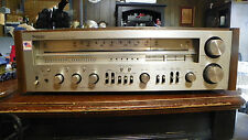 TECHNICS SA800 STEREO RECEIVER 125 WPC PARTS OR REPAIR