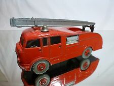 DINKY TOYS 955 FIRE ENGINE LADDER TRUCK - RED 1:43? - GOOD CONDITION