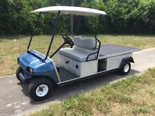 99 Club Car Carryall 6 gas Utility golf Cart Industrial Burden Carrier long bed