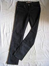 ONLY Damen Blue Jeans Stretch W28/L36 Gr.38 low waist slim fit straight leg