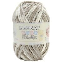 Bernat 201 M 300 G Small Polyester Baby Blanket Ball Of Yarn, Little