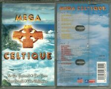 K7 AUDIO / TAPE - MEGA CELTIQUE avec TRI YANN, SOLDAT LOUIS, THE DUBLINERS, AR R