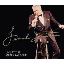 Frank Sinatra - Live At The Meadowlands NEW CD