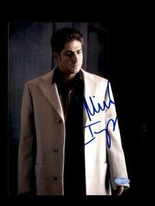 Michael Imperioli Steiner Coa Signed 8x10 Sopranos Photo Autograph