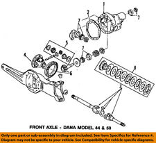 FORD OEM 84-97 F-350 Front Differential-Gear Kit E3TZ3215C