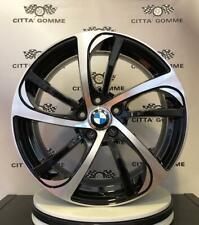 "Cerchi in lega BMW X1 X2 X3 X4 SERIE 3 5 2017>SERIE 2 ACTIVE GRAN TOUR 17"" NUOVI"